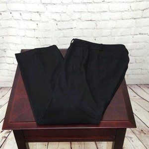 Ann Taylor Signature Black Straight Trousers